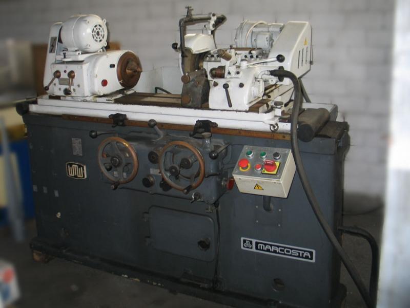 Dodatkowe Szlifierka do wałków SRU 240/260 Firmy MWM | Marcosta MTC YQ66